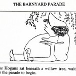 barnyard parade