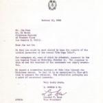 leanord host letter