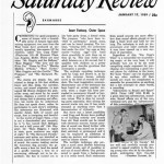 saturday review 1-17-59